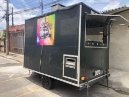 Vendo trailler Food Truck 2016