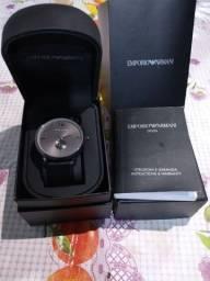 Relógio EMPÓRIO ARMANI classic preto