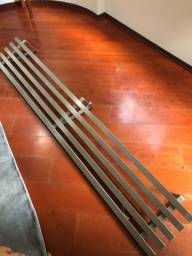 Prateleira Inox 2.30m (semi nova)