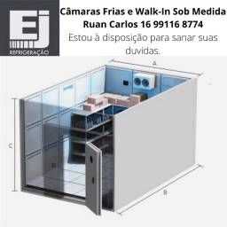 Câmara Fria e Walk-In