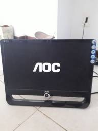 Monitor AOC F-19 50/60 Hz 1.5A usado