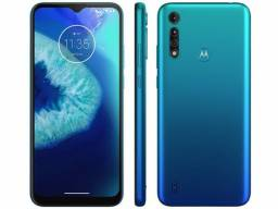 Smartphone Motorola Moto G8 Power Lite 64GB Aqua