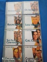 Coleção CDs Focus