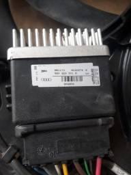 Conjunto carenagem eletro vetilador e módulo