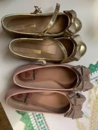 Sapato calçado infantil