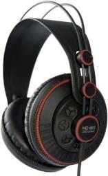 Fone de ouvido Superlux HD681