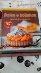 Livro de receitas: Bolos e bolinhos