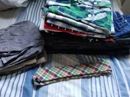 Lote roupas menino 3-4 anos