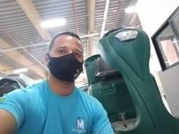 Manutenção especializada em equipamentos de limpeza profissional