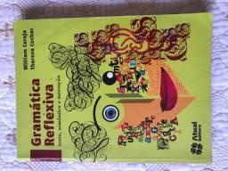 Livro usado gramática reflexiva para ensino médio