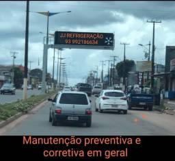 JJ REFRIGERAÇÃO ACEITAMOS CARTÕES