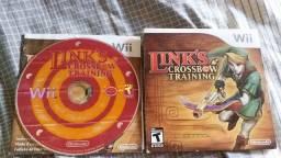 Link's crossbow training Nintendo Wii