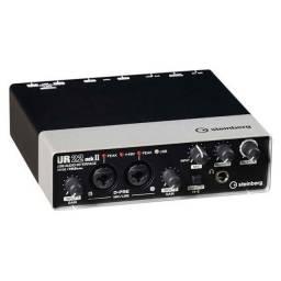Interface de áudio para gravação Yamaha