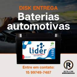 Título do anúncio: Líder Baterias / Sorocaba