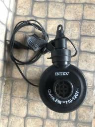 Bomba elétrica para encher infláveis!!
