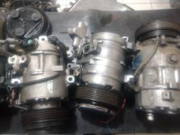 Compressores novos e semi novos