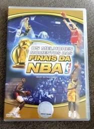 Título do anúncio: Os Melhores Momentos Das Finais Da Nba - Dvd - Original