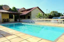 Casa de praia com piscina e churrasqueira em Saquarema