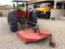 Trator Massey Ferguson 265   ano 1992  tração 4x2