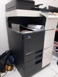 Máquina de impressão de papel Konica Minolta