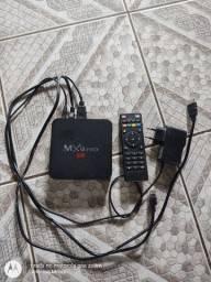 TV Box MQC pró 4K Android