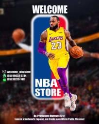 SEJA BEM VINDO A LOJA DA NBA