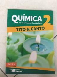 Livro Química 2 Na abordagem do cotidiano -Tito e Canto Parte C