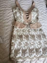 Vestido Festa Feminino