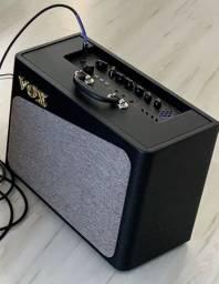 Amplificador valvulfo para guitarra VOX SERIES AV15. Em estado de novo!