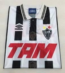 Camisa Atlético Mineiro 1 Umbro G Nº 10 - TAM (1996)