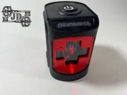 Nível a laser alta precisão - suporte e bolsa de brinde