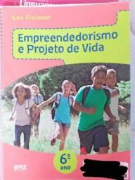 Livro Empreendedorismo e Projeto de Vida 6