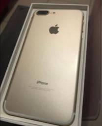 Iphone 7 plus novo 128gb R$ 1900