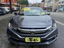 Honda Civic Exl 2.0 155cv 2020 Único Dono com Garantia de Fabrica