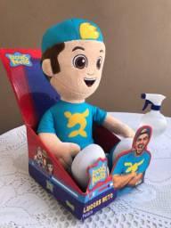 Brinquedo Lucas neto ..
