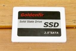 SSD 128GB Goldenfir - Turbine seu pc/notebook.