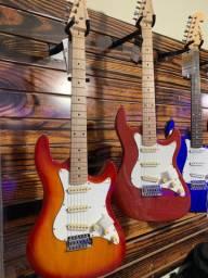 Guitarra strimberg sts100 em promoção fazemos entregas