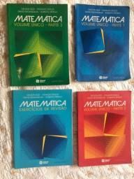 Combo livros de matemática usado Gelson Iezzi