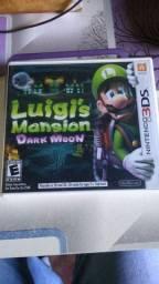 Luigi Mansion Dark Moon 3DS