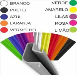 Canaleta de plástico Para Painel MDF Canaletado