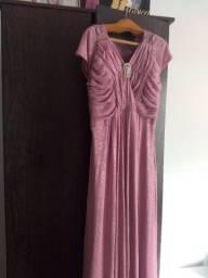 Vendo 2 vestido de festa um longo e um curto em Franca