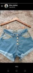 Título do anúncio: Chort jeans