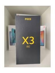 Precinho! POCO X3 da Xiaomi.. Novo Lacrado com Pronta Entrega