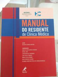 Manual do residente de clínica médica USP