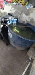 Caixa d'água de 500L