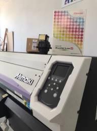 Impressora Mimaki JV150-160 cabeça DX7 nova