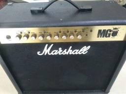 Cubo Guitarra Marshall MG 100 FX - 100 watts