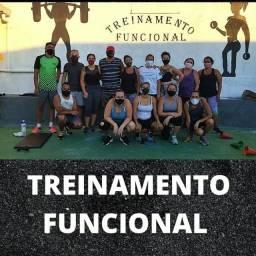 Treinamento Funcional e Personal Trainer
