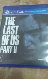 Vendo the last of us 2 novo