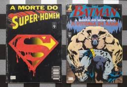 Quadrinhos antigos e raros Queima de estoque